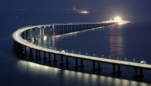 Hong Kong-Zhuhai-Macau Bridge named China's top technological advancement of 2018