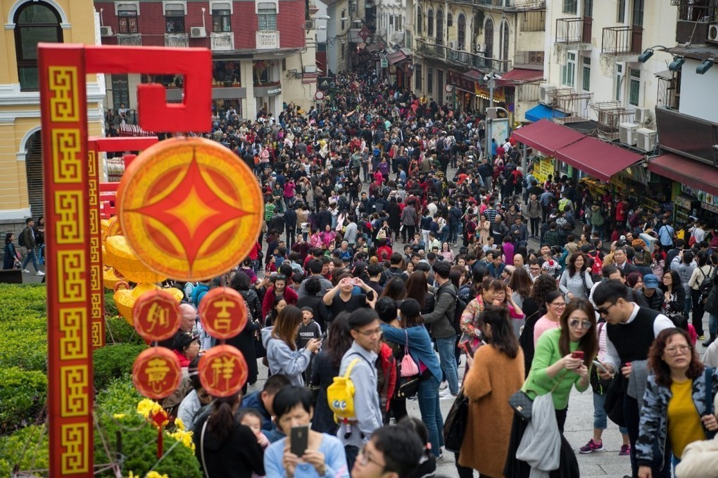 Macau receives more than 35 million visitors in 2018 –