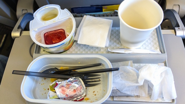 Portuguese Airline Had the World's First Plastic-Free Flight