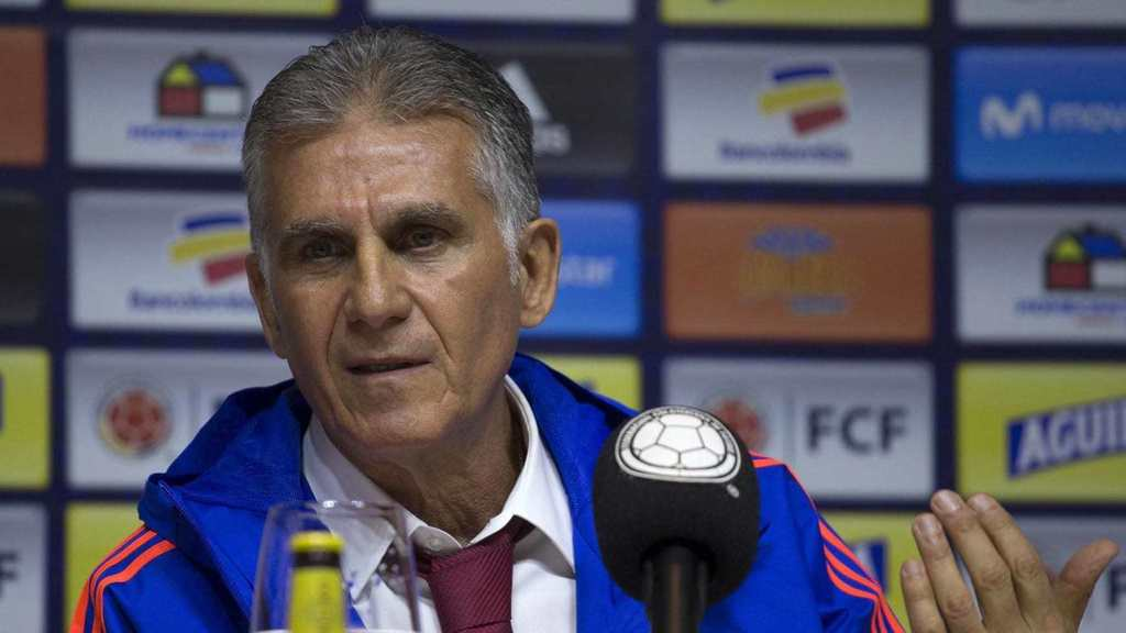 2018 FIFA World Cup Russia™ - News - Queiroz named new Colombia coach - FIFA.com