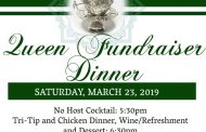Queen Fundraiser Dinner – S.D.E.S. de Alvarado - Union City, California