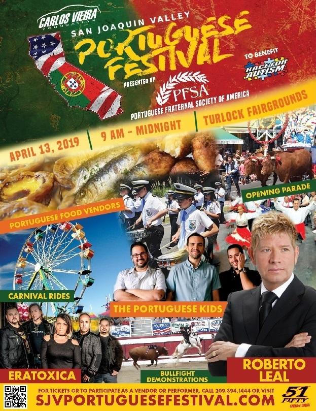 San Joaquin Valley Portuguese Festival 2019!