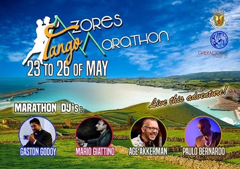 Azores Tango Marathon - Tangopolix