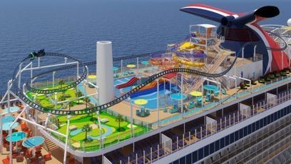 Carnival's Biggest Cruise Ship Ever Will Sail From New York –