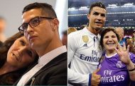 Cristiano Ronaldo's mum denies rift with 'daughter-in-law' Georgina and says she unfollowed her on Instagram by accident   Brinkwire -