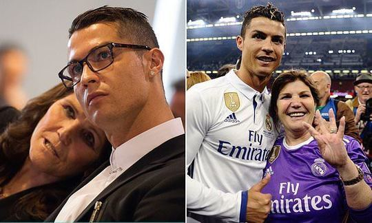 Cristiano Ronaldo's mum denies rift with 'daughter-in-law' Georgina and says she unfollowed her on Instagram by accident | Brinkwire -