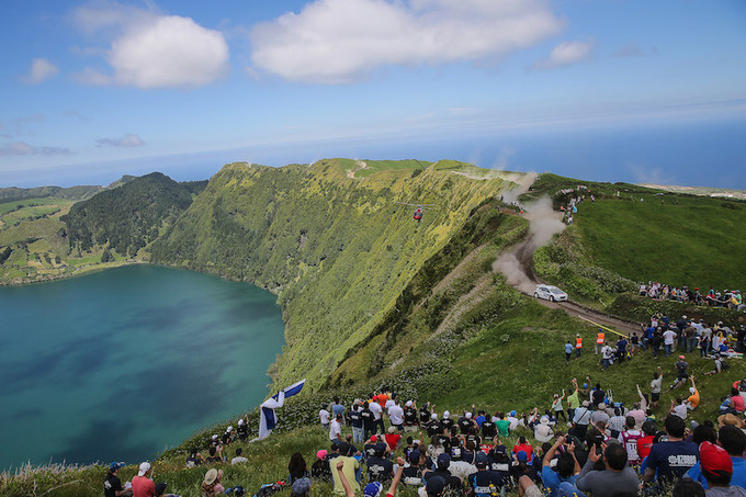 Iconic Sete Cidades stage to star as Azores gets set to host ERC season opener
