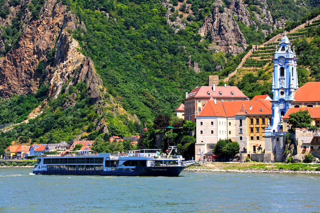 Most Romantic European Cruises for Couples