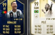 Pelé's 'Prime Icon Moments' Card Costs Double Cristiano Ronaldo's Team Of The Year Card - SPORTbible