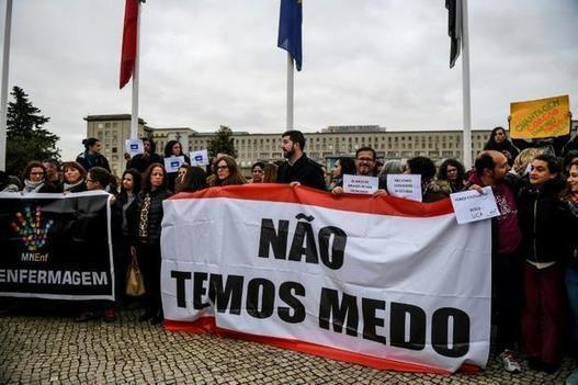 Portugal public sector strike disrupts schools, hospitals