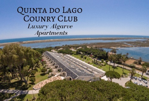 Quinta do Lago Country Club - Luxury apartments in the Algarve, Portugal