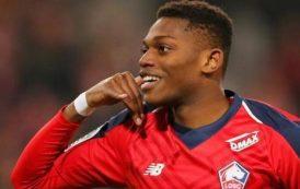 Rafael Leao: The Lille forward dubbed the 'Portuguese Mbappe'