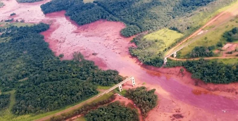 UN calls lethal Brazil dam burst a crime