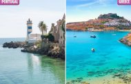 We pit family fun in Portugal with trip to Cascais against a luxurious trip to Rhodes with tips for your summer break