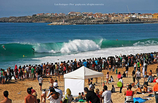 World Surf League Events in Portugal