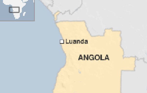 30 killed in Angola mine collapse