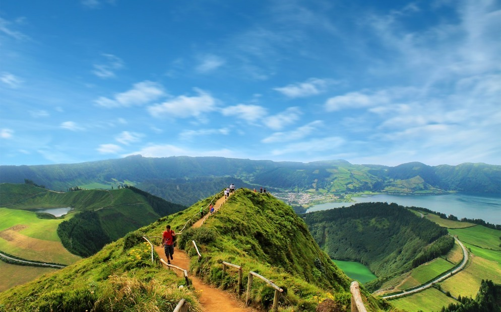Alternative Holiday Destinations: The Azores