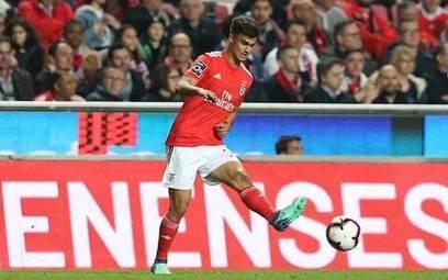 Arsenal and Tottenham keeping tabs on Benfica's teenage forward Jota