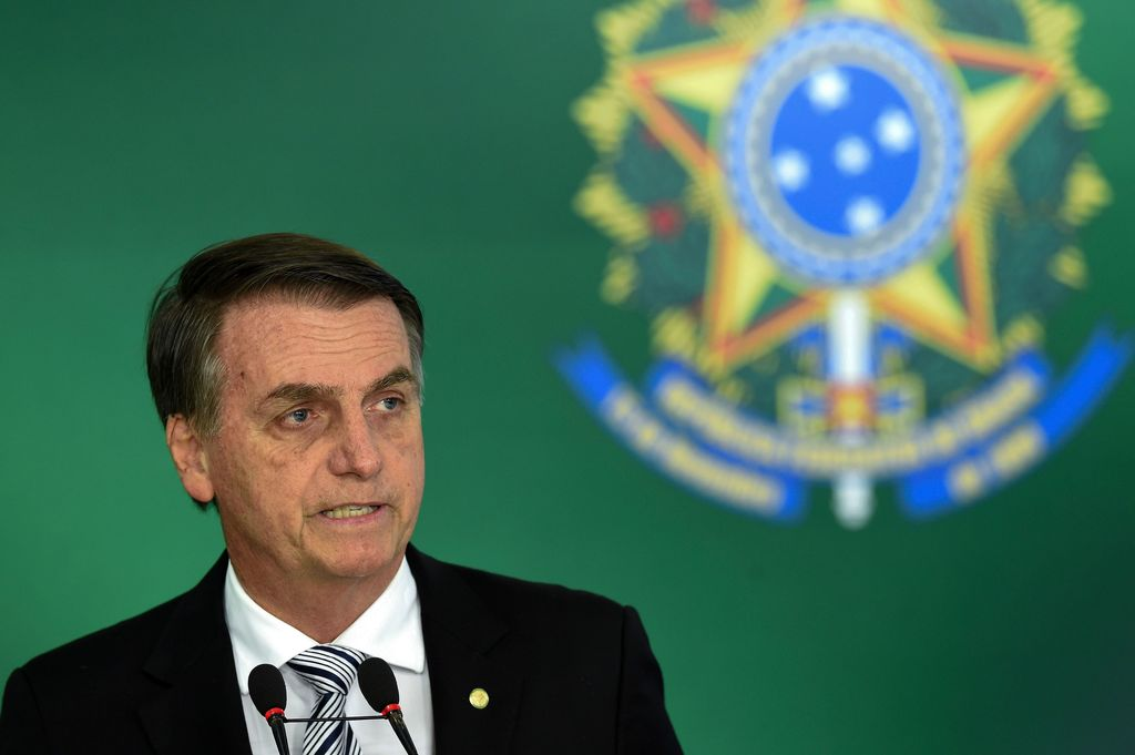 Brazil's President Bolsonaro Posts Sexually Explicit Golden Showers Video to Denounce Carnaval