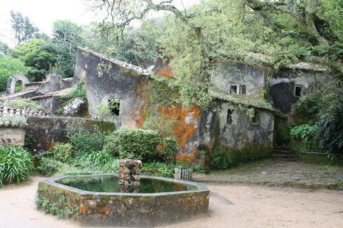 Convent of the Capuchos – Colares, Portugal