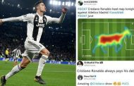 Fans go wild after Cristiano Ronaldo pulls Juventus through to Champions League quarter-finals   Daily