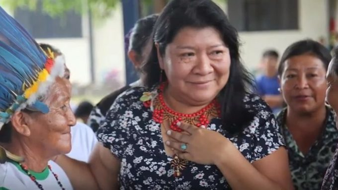 For the first time in Brazil's history, there is an indigenous woman in the National Congress ·