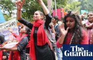 International Women's Day marked across the world | World news | The Guardian