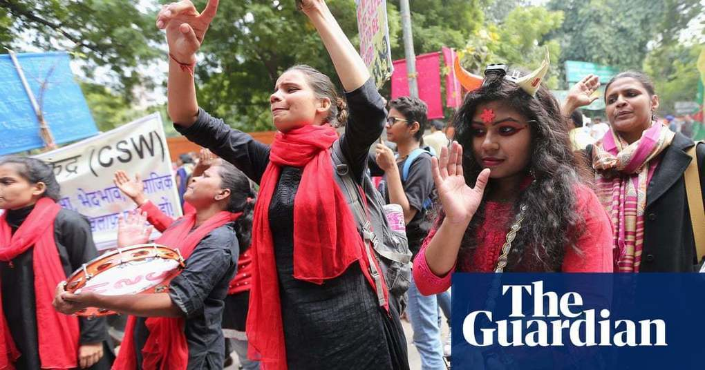 International Women's Day marked across the world | World news | The Guardian