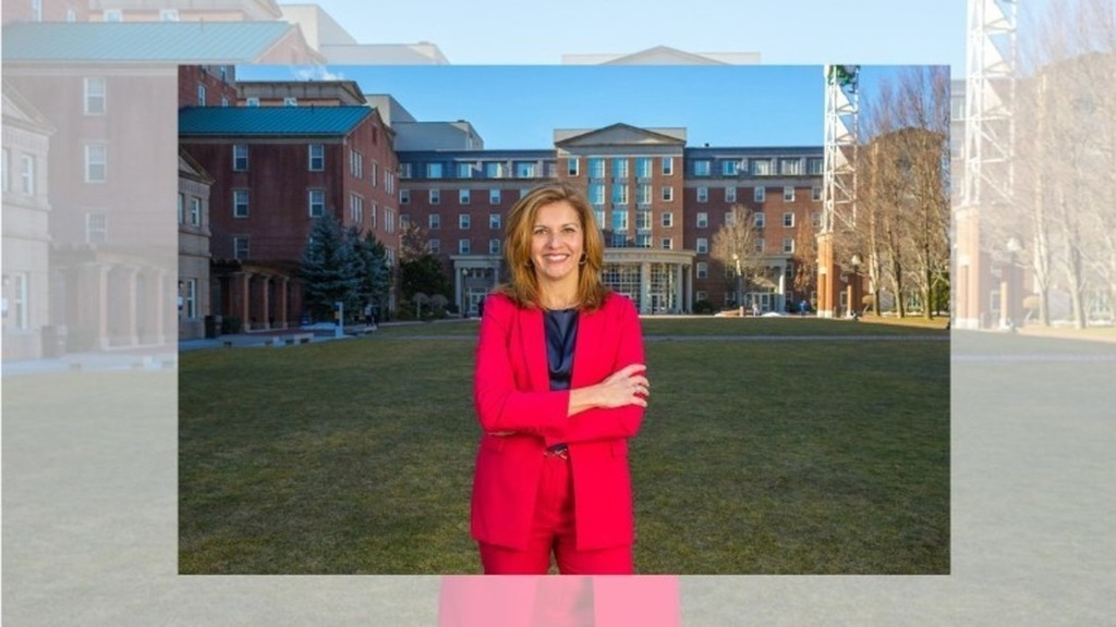 Johnson & Wales University appoints new president - Marie Bernardo-Sousa