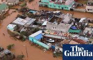 Mozambique rescue teams struggle to save thousands | World news | The Guardian