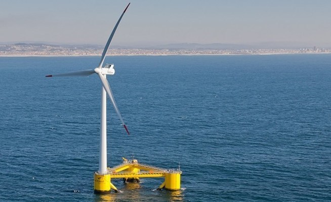 Nexans connected to WindFloat Atlantic - reNews - Renewable Energy News