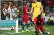 Portugal denied clear penalty and lose Ronaldo to injury in Euro 2020 qualifiers draw