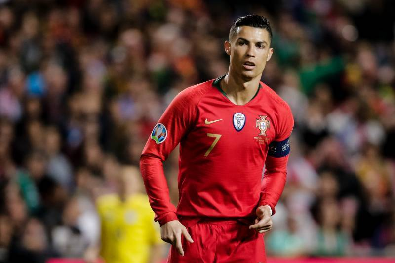 Portugal vs. Serbia: Euro 2020 Qualifying Odds