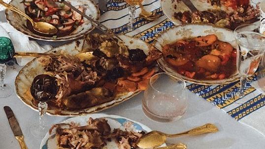 Recipes Are the Stories in Boris Fishman's Savage Feast :: Books :: Features :: boris fishman :: Paste