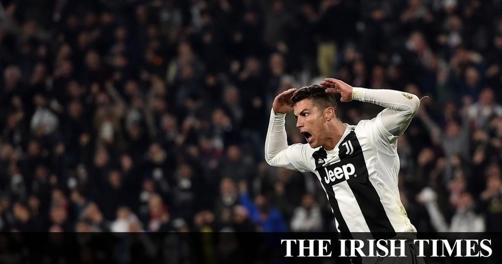 Ronaldo hits eighth Champions League hat-trick as Juventus go through