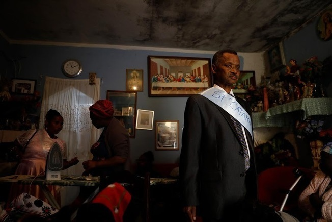 Vibrant Cape Verdean culture draws people to Lisbon outskirt | The Wider Image | Reuters