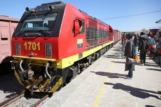 Angola studies construction of railroad branch lines to distribute industrial and agricultural production –