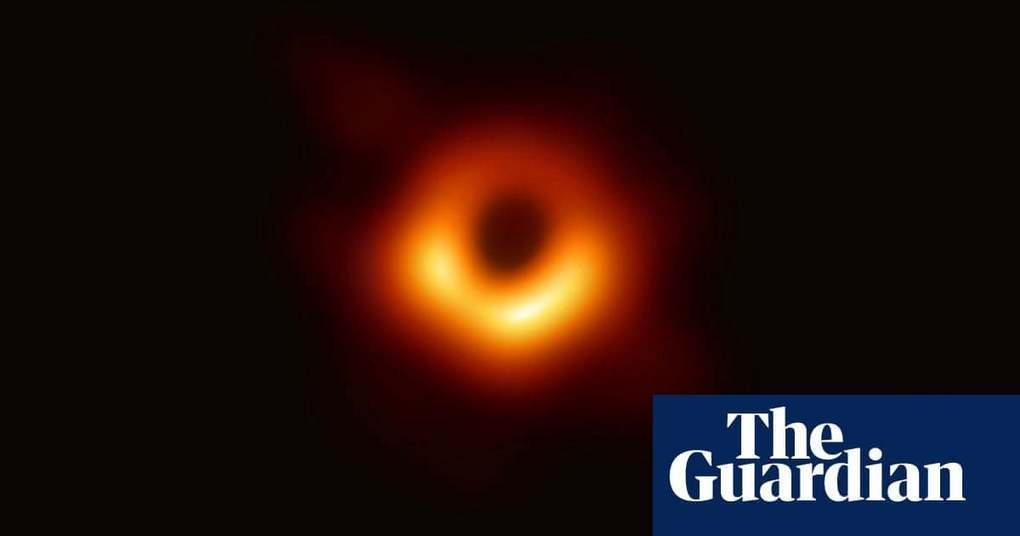 Black hole picture captured for first time in space breakthrough | Science | The Guardian