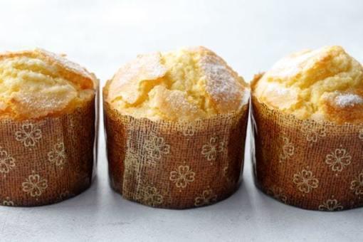 Bolos de Arroz (Portuguese Rice Muffins)
