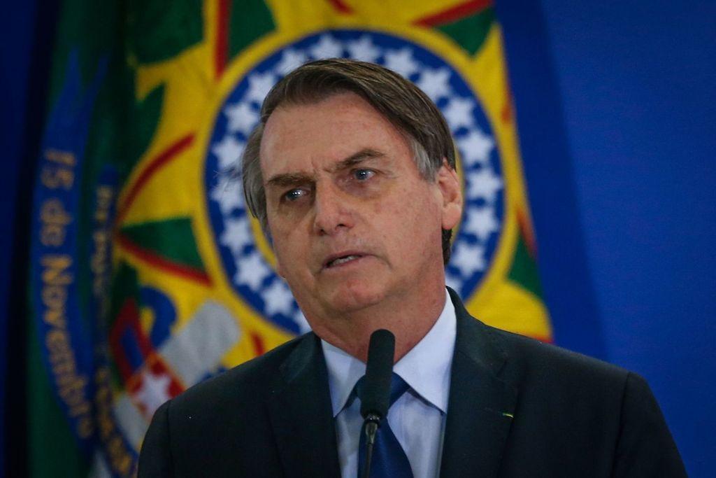 Brazil's Bolsonaro Faces Record-Low Polling