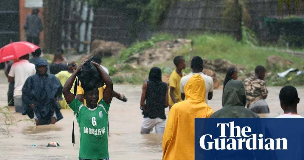 Cyclone Kenneth death toll in Mozambique rises as rain continues | World news | The Guardian