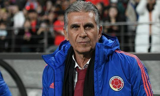 Former Manchester United coach Carlos Queiroz complains over unpaid salary from spell as Iran boss | Daily