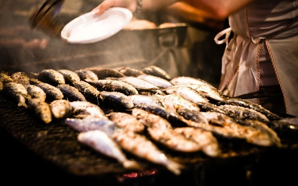 How to eat your way around the Algarve