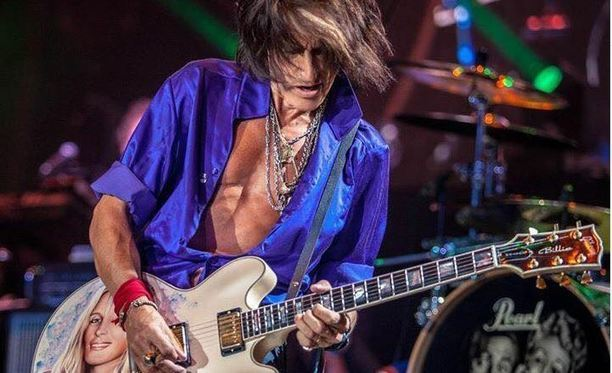 Joe Perry: Aerosmith lead guitarist speaks of his Portuguese heritage - Exclusive
