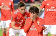 Man Utd target Joao Felix bags hat-trick for Benfica as ten-man Frankfurt blow Europa League chances