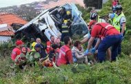 Merkel 'Saddened' as Germany Awaits Answers on Deadly Bus Crash in Madeira - The New York Times