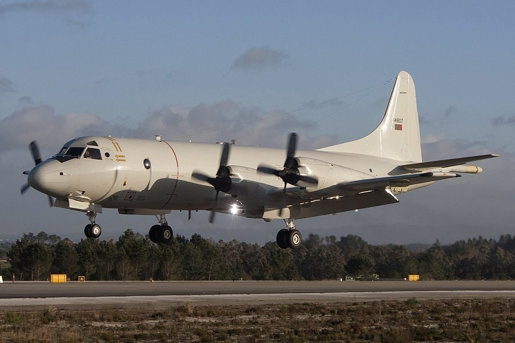 "Portuguese P-3 Orion On Patrol Over The Baltics ""Inadvertently"" Violated The Finnish Airspace –"