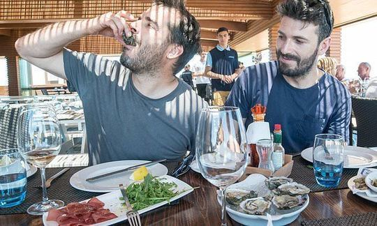 TV's Baker Brothers give their tips on what to eat in Portugal | Daily