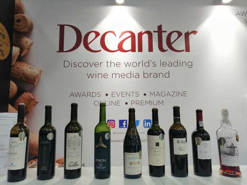 award-winning wines showcased at the 25th ProWein