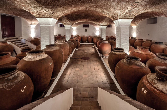 Behind Portugal's Traditional Amphorae Wines